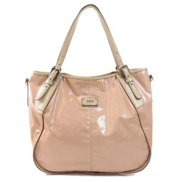 Tods logo mark tote bag ladies