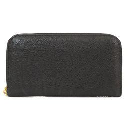 Etoro Paisley Pattern Long Purse (with coin purse) Ladies