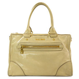 Miu Miu 2WAY Tote Bag Ladies