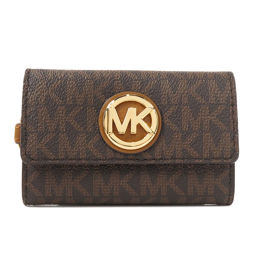 Michael Kors Logo Key Case Ladies