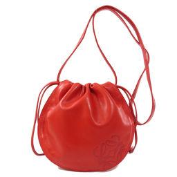 Loewe Logo Mark Anagram Shoulder Bag Ladies