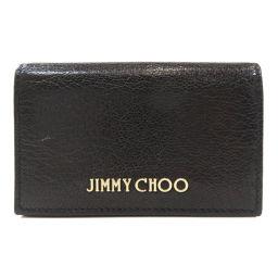 Jimmy Choo Logo Card Case Ladies