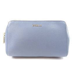 Furla logo makeup pouch ladies