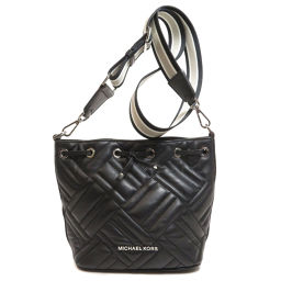 Michael Kors Outlet Logo Shoulder Bag Ladies