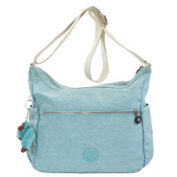 Kipling logo mark shoulder bag ladies