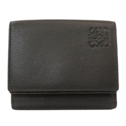 Loewe tri-fold anagram bi-fold wallet (with coin purse) Ladies