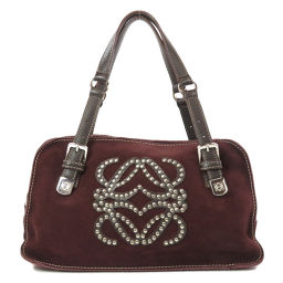 Loewe Anagram Studs Handbag Ladies