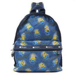 LeSportsac Minion Collaboration Backpack Daypack Ladies