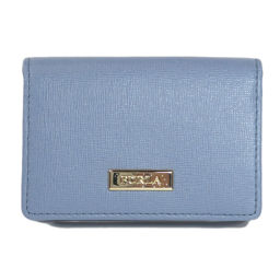 Furla Business Card Holder Card Case Ladies