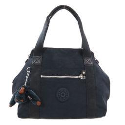 Kipling Logo Logo 2way Handbag Ladies