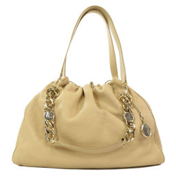Bvlgari Chain 2WAY Tote Bag Ladies