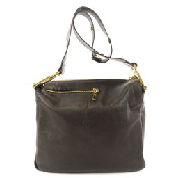 Chloe metal fittings shoulder bag ladies