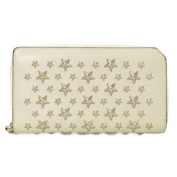 Jimmy Choo star bracket long wallet (with coin purse) Ladies