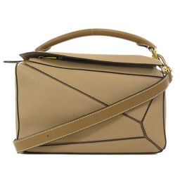 Loewe Puzzle Bag Small 2way Handbag Ladies