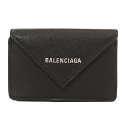 Balenciaga 391446 Paper mini wallet Bi-fold wallet (with coin purse) Unisex