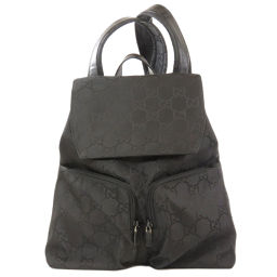 Gucci 003 ・ 0238 GG Backpack Daypack Ladies