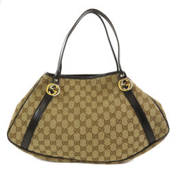 Gucci 232963 GG Twins Tote Bag Ladies