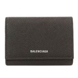Balenciaga 581099 Ville Accordion Card Holder Card Case Unisex