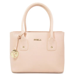 Furla Logo Logotype Handbag Ladies