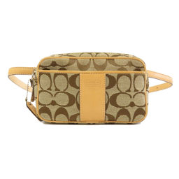 Coach Signature Hip Bag / Waist Bag Women