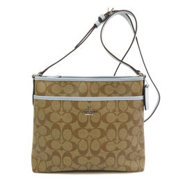 Coach F29210 Signature Shoulder Bag Women