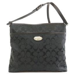 COACH F36378 Signature Shoulder Bag Ladies