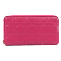 Christian Dior Cane Stitch Long Purse (with coin purse) Ladies