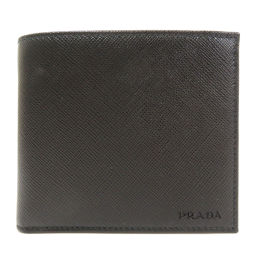 プラダ 2MO738 ロゴ 二つ折り財布(小銭入れあり)ユニセックス