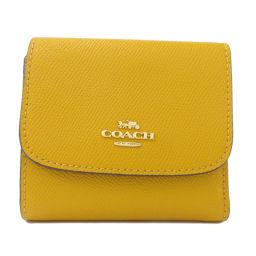 コーチ F87588 三つ折り財布 ロゴタイプ 二つ折り財布(小銭入れあり)レディース
