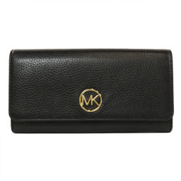 Michael Kors logo long wallet (with coin purse) ladies