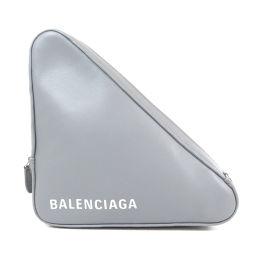バレンシアガ 476976 トライアングル クラッチバッグ セカンドバッグレディース