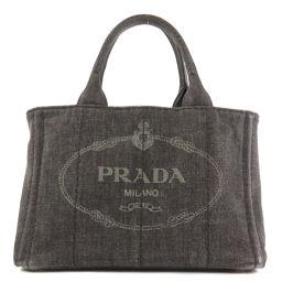 プラダ カナパミニ ハンドバッグレディース