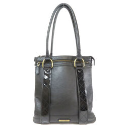 Burberry Logo Bracket Tote Women