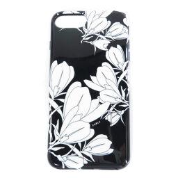 フルラ iPhone7・8Plus フラワーモチーフ iPhoneケースレディース