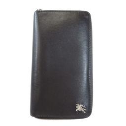 バーバリー ロゴモチーフ 長財布(小銭入れあり)メンズ
