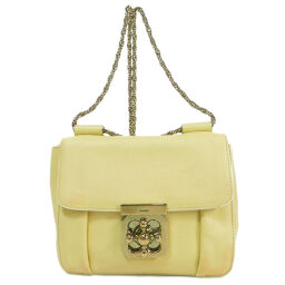 Chloe Chain Shoulder Shoulder Bag Ladies