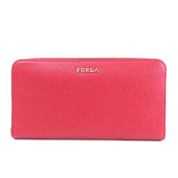 フルラ ロゴ 長財布(小銭入れあり)レディース