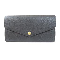 ルイヴィトン M61182 ポルトフォイユ・サラ アンプラント 長財布(小銭入れあり)レディース