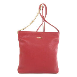 Furla Chain Shoulder Shoulder Bag Ladies