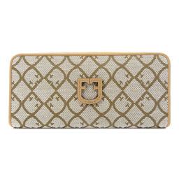 フルラ ベルヴェデーレ柄 長財布(小銭入れあり)レディース