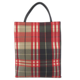 Burberry Check Pattern Tote Women