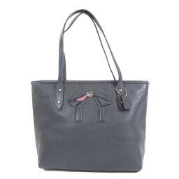 Coach F28988 Ribbon Motif Handbag Ladies