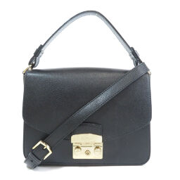 Furla Metropolis 2WAY Shoulder Bag Ladies