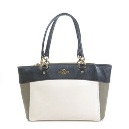 Coach F26205 Logo Tote Bag Ladies