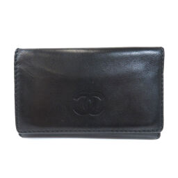 Chanel Coco Mark Key Case Women