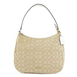 Coach F29959 Signature Shoulder Bag Women