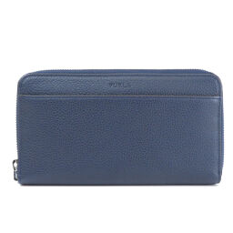 Furla logo long wallet (with coin purse) ladies