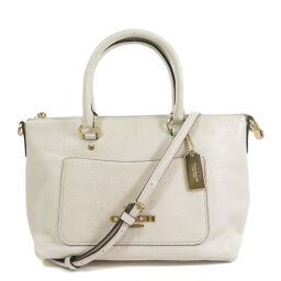 COACH F31466 2WAY Handbag Ladies