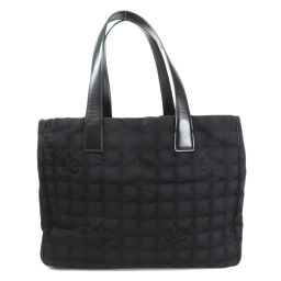 Chanel New Travel Line Tote MM Tote Bag Ladies