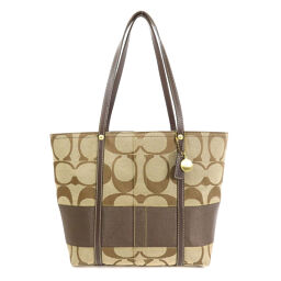 COACH F11098 Signature Tote Women